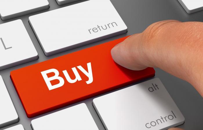 Stock buy