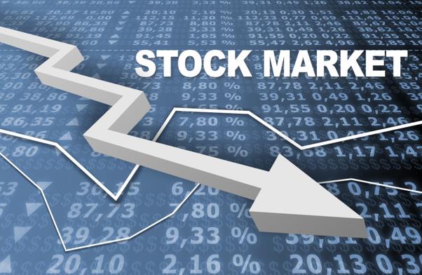 stockmarket down